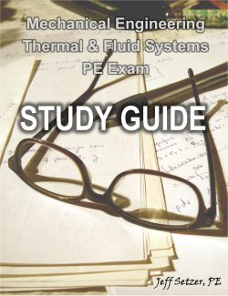 Thermal & Fluid Systems PE Exam Study Guide
